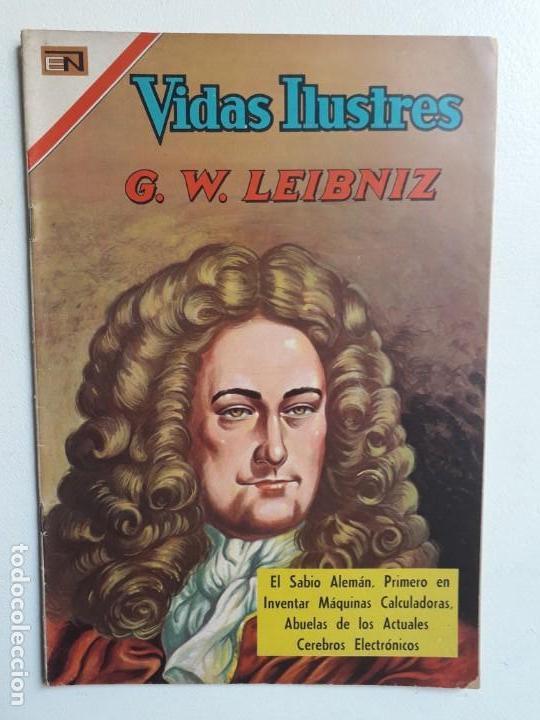 VIDAS ILUSTRES N° 174 - ORIGINAL EDITORIAL NOVARO (Tebeos y Comics - Novaro - Vidas ilustres)