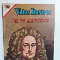 Tebeos: VIDAS ILUSTRES N° 174 - ORIGINAL EDITORIAL NOVARO. Lote 155890806