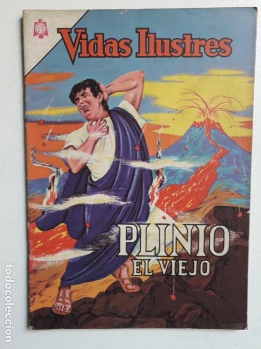 VIDAS ILUSTRES N° 103 - ORIGINAL EDITORIAL NOVARO (Tebeos y Comics - Novaro - Vidas ilustres)