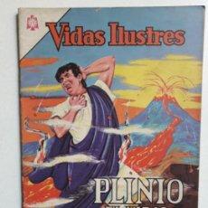 Tebeos: VIDAS ILUSTRES N° 103 - ORIGINAL EDITORIAL NOVARO. Lote 155891038