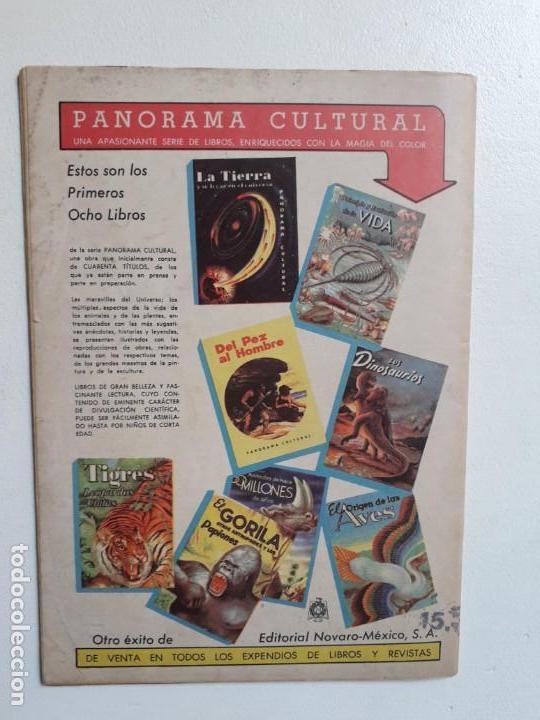 Tebeos: Vidas Ilustres n° 85 - original editorial Novaro - Foto 3 - 155891254