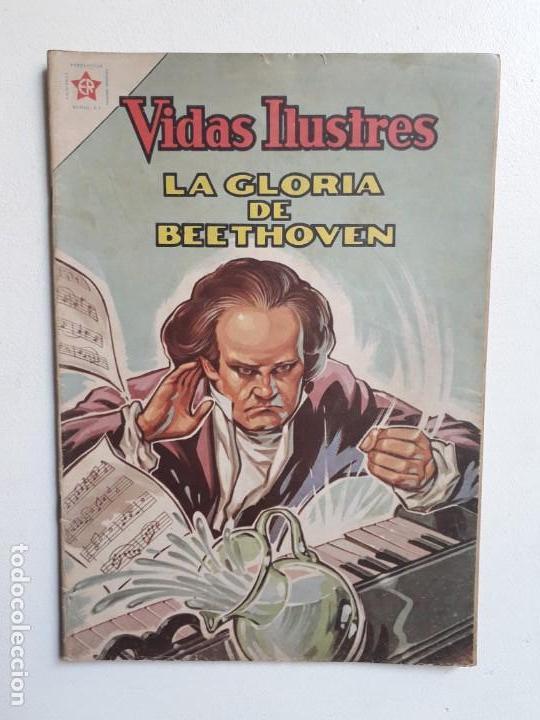 VIDAS ILUSTRES N° 85 - ORIGINAL EDITORIAL NOVARO (Tebeos y Comics - Novaro - Vidas ilustres)
