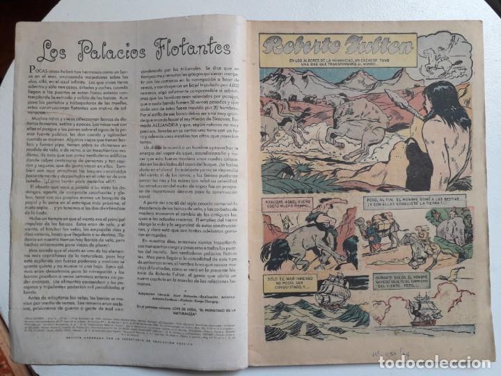 Tebeos: Vidas Ilustres n° 35 - original editorial Novaro - Foto 2 - 155891710