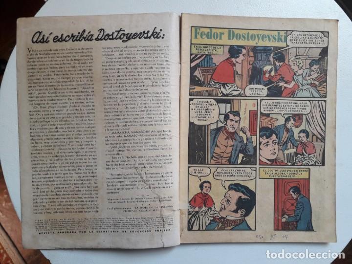 Tebeos: Vidas Ilustrres n° 28 - original editorial Novaro - Foto 2 - 155891894