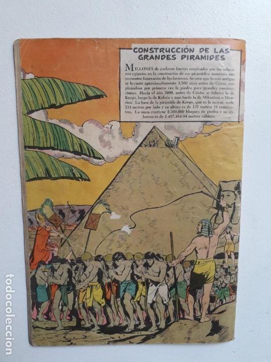 Tebeos: Vidas Ilustrres n° 28 - original editorial Novaro - Foto 4 - 155891894