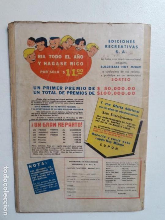 Tebeos: Vidas Ilustres n° 24 - original editorial Novaro - Foto 3 - 155892234