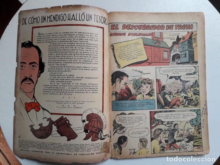 Tebeos: Vidas Ilustres n° 22 - original editorial Novaro - Foto 2 - 155892690