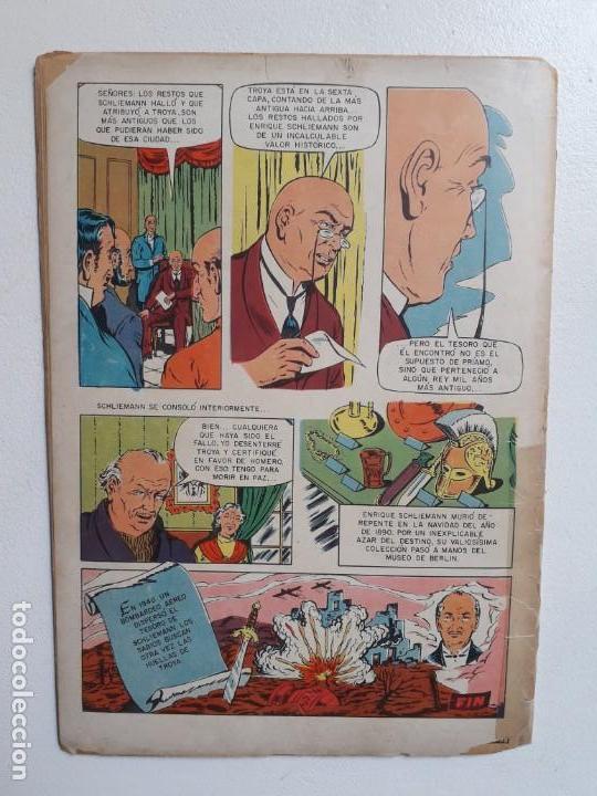 Tebeos: Vidas Ilustres n° 22 - original editorial Novaro - Foto 3 - 155892690