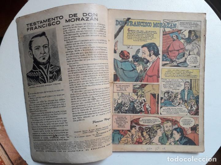 Tebeos: Vidas Ilustres n° 21 - original editorial Novaro - Foto 2 - 155893050