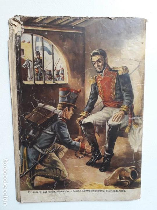 Tebeos: Vidas Ilustres n° 21 - original editorial Novaro - Foto 4 - 155893050