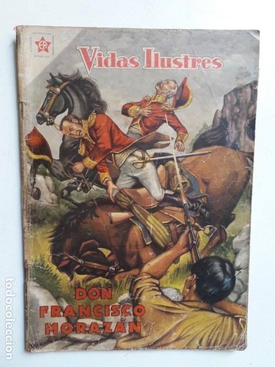 VIDAS ILUSTRES N° 21 - ORIGINAL EDITORIAL NOVARO (Tebeos y Comics - Novaro - Vidas ilustres)