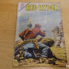 Tebeos: RED RYDER . EL SECUESTRO DE LA JOVEN EXTRANJERA. Lote 156034026