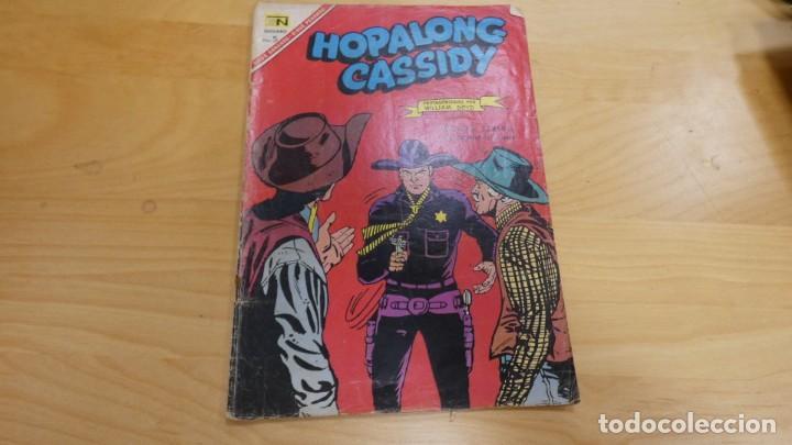 HOPALONG CASSIDY . EDITORIAL NOVARO (Tebeos y Comics - Novaro - Hopalong Cassidy)
