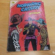 Tebeos: HOPALONG CASSIDY . EDITORIAL NOVARO. Lote 156034298