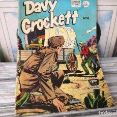 Tebeos: DAVY CROCKETT Nº 10 EDITORIAL LA PRENSA . Lote 156073930