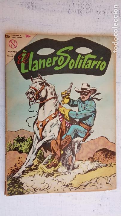 EL LLANERO SOLITARIO Nº 131 - NOVARO (Tebeos y Comics - Novaro - El Llanero Solitario)