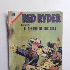 Tebeos: OPORTUNIDAD COMIC CON ALGÚN DETERIORO - RED RYDER N° 260 - ORIGINAL EDITORIAL NOVARO. Lote 156741518
