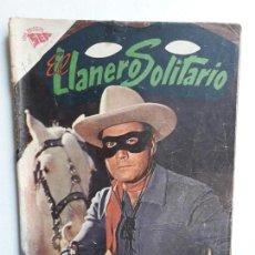 Tebeos: OPORTUNIDAD COMIC CON ALGÚN DETERIORO - EL LLANERO SOLITARIO N° 118 - ORIGINAL EDITORIAL NOVARO. Lote 156747490