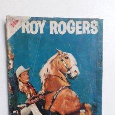 Tebeos: OPORTUNIDAD COMIC CON ALGÚN DETERIORO - ROY ROGERS N° 60 - ORIGINAL EDITORIAL NOVARO. Lote 156797814