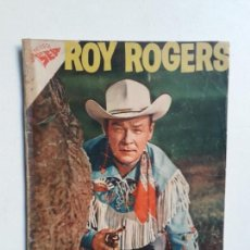 Tebeos: OPORTUNIDAD COMIC CON ALGÚN DETERIORO - ROY ROGERS N° 67 - ORIGINAL EDITORIAL NOVARO. Lote 156798538