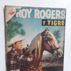 Tebeos: OPORTUNIDAD COMIC CON ALGÚN DETERIORO - ROY ROGERS N° 57 - ORIGINAL EDITORIAL NOVARO. Lote 156798690