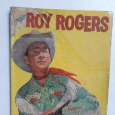 Tebeos: OPORTUNIDAD COMIC CON ALGÚN DETERIORO - ROY ROGERS N° 77 - ORIGINAL EDITORIAL NOVARO. Lote 156798874