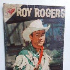 Tebeos: OPORTUNIDAD COMIC CON ALGÚN DETERIORO - ROY ROGERS N° 64 - ORIGINAL EDITORIAL NOVARO. Lote 156799006