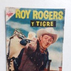 Tebeos: OPORTUNIDAD COMIC CON ALGÚN DETERIORO - ROY ROGERS N° 477 - ORIGINAL EDITORIAL NOVARO. Lote 156799270