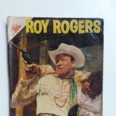 Tebeos: OPORTUNIDAD COMIC CON ALGÚN DETERIORO - ROY ROGERS N° 65 - ORIGINAL EDITORIAL NOVARO. Lote 156799498