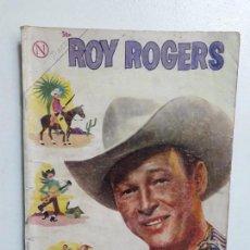 Tebeos: OPORTUNIDAD COMIC CON ALGÚN DETERIORO - ROY ROGERS N° 136 - ORIGINAL EDITORIAL NOVARO. Lote 156799666