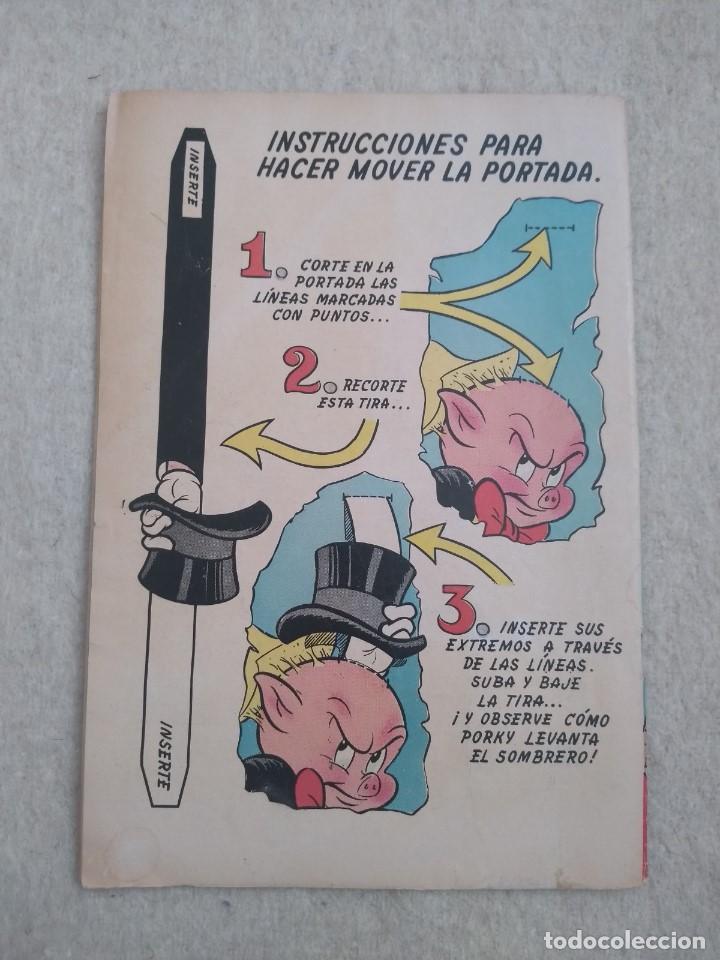 Tebeos: Porky y sus amigos nº 231 D30 - Foto 5 - 156805622