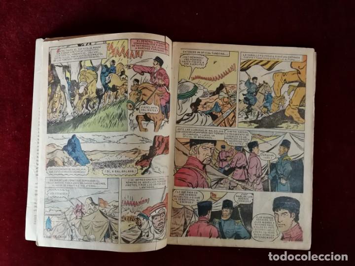 Tebeos: Novaro Ediciones Recreativas Epopeya nº 11 El sitio de sebastopol - Foto 3 - 156827898
