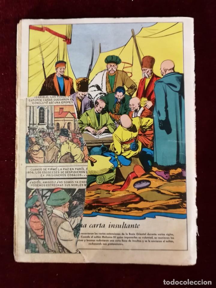 Tebeos: Novaro Ediciones Recreativas Epopeya nº 11 El sitio de sebastopol - Foto 4 - 156827898