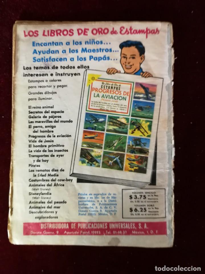 Tebeos: Novaro Ediciones Recreativas Epopeya nº 23 Gengis khan señor de Asia - Foto 4 - 156828366