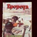 Tebeos: NOVARO EDICIONES RECREATIVAS EPOPEYA Nº 39 EL FERROCARRIL TRANSIBERIANO. Lote 156828762