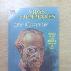 Tebeos: VIDAS EJEMPLARES #267 - EL DOCTOR WESTERMAIER. Lote 156842298