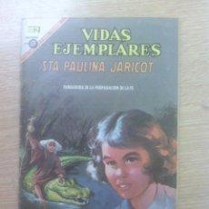 Tebeos: VIDAS EJEMPLARES #238 - STA PAULINA JARICOT. Lote 156842318