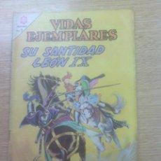 Tebeos: VIDAS EJEMPLARES #214 - SU SANTIDAD LEON IX. Lote 156842394