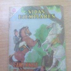 BDs: VIDAS EJEMPLARES #205 - LAMENNAIS EL CORSARIO DE DIOS. Lote 156842406