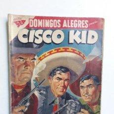Tebeos: OPORTUNIDAD COMIC CON ALGÚN DETERIORO - DOMINGOS ALEGRES N° 202 - ORIGINAL EDITORIAL NOVARO. Lote 156955470