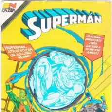 Tebeos: SUPERMAN NOVARO SERIE AVESTRUZ NÚMERO 3-101 AÑO 1982 IMPECABLE . Lote 156967054