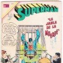 Tebeos: SUPERMAN NOVARO NÚMERO 771 AÑO 1970 CONTINE UNA HISTORIA DE LA LEGIÓN DE SUPERHÉROES. Lote 156976798