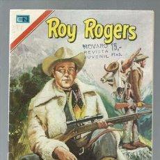 Giornalini: ROY ROGERS 2-391, 1977, NOVARO, MUY BUEN ESTADO. Lote 157317226