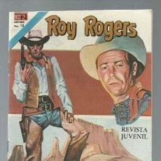 Giornalini: ROY ROGERS 2-371, 1976, NOVARO, MUY BUEN ESTADO. Lote 157317526