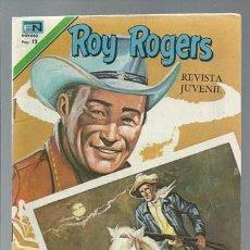 Giornalini: ROY ROGERS 2-369, 1976, NOVARO, MUY BUEN ESTADO. Lote 157317890
