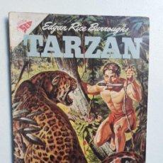 Tebeos: OPORTUNIDAD COMIC CON ALGÚN DETERIORO - TARZÁN N° 107 - ORIGINAL EDITORIAL NOVARO. Lote 157324342