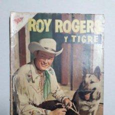 Tebeos: OPORTUNIDAD COMIC EN REGULAR ESTADO - ROY ROGERS N° 46 - ORIGINAL EDITORIAL NOVARO. Lote 157802606