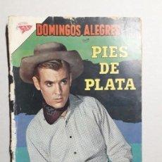 Tebeos: OPORTUNIDAD COMIC CON ALGÚN DETERIORO - DOMINGOS ALEGRES N° 405 - ORIGINAL EDITORIAL NOVARO. Lote 157805902