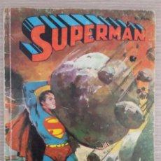 Tebeos: SUPERMAN LIBROCÓMIC TOMO NÚMERO 34 (XXXIV) RÚSTICA NOVARO (LIBRO CÓMIC). Lote 63671263