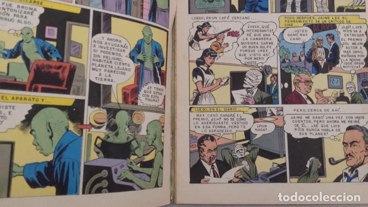Tebeos: SUPERMAN LIBROCÓMIC TOMO NÚMERO 34 (XXXIV) RÚSTICA NOVARO (LIBRO CÓMIC) - Foto 4 - 63671263